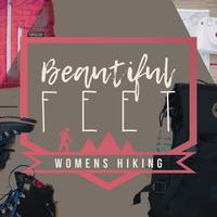 Beautiful Feet Hiking