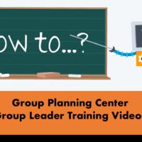 Planning Center Training Videos