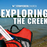 Exploring the Creek - I'm Interested!