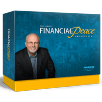 Financial Peace University- 9 week course