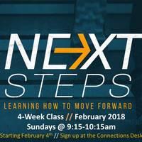 Next Steps - February 2018