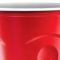 Our Red Solo Cup Runneth Over