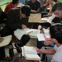 Open Book Bible Study