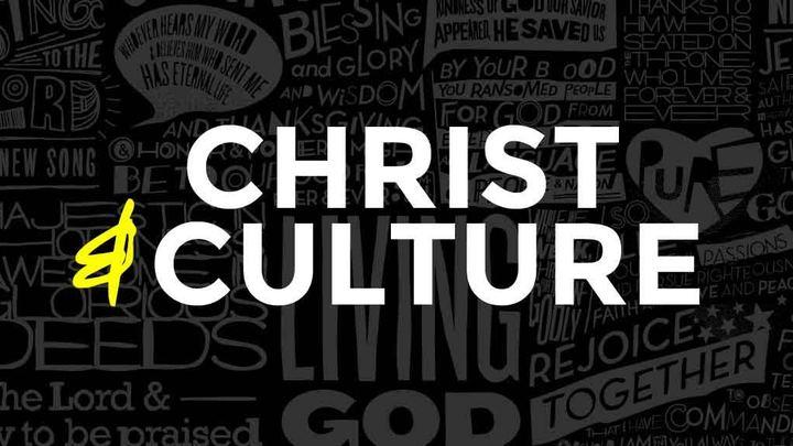 Medium christ and culture