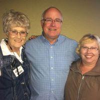 2: Wanda Riekens and Denny & Joanie Smith