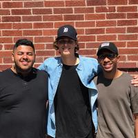 Luis DePena, Ethan Falk, & Johnny Pena - High School Guys