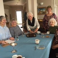 Slightly Senior Sisterhood