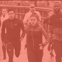 Joggers and Runners (5k, 10k, half event runners)