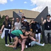 NOLA Students Hang-Out