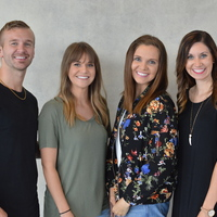 Whitney, Liza, Tyler & Jalie | Young Professional Meet Up
