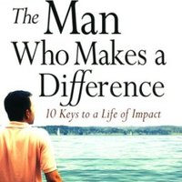 """The Man Who Makes A Difference"" by Jim George"