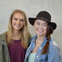 Robyn Cheshire & Whitney Weideman | 11th/12th Grade Girls