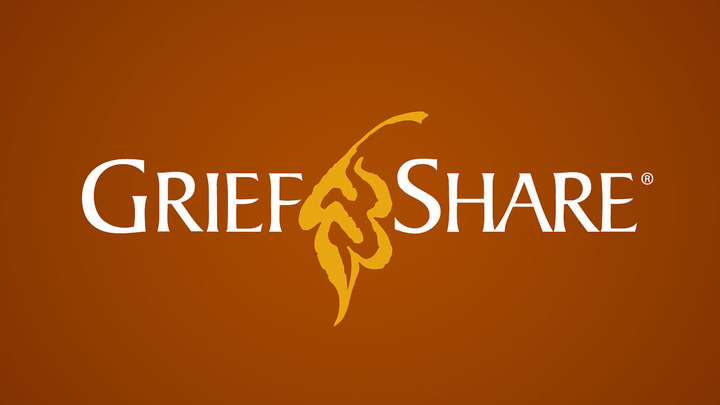 Medium griefshare orange background