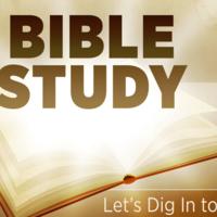 Bible Study (Paul & Kim Ferguson)