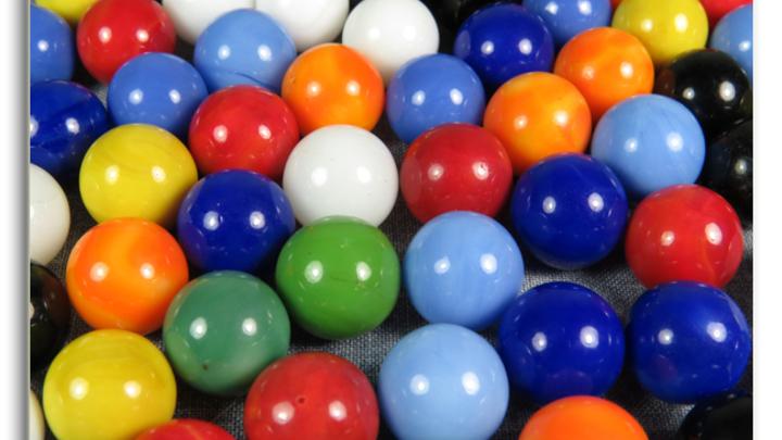 Medium marbles