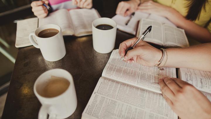 Medium womens bible study