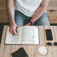 Men's Bible Study - CHISELED: a study of 1 Peter
