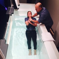 Donelson Campus Baptism