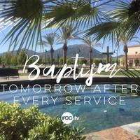 Rancho Baptisms -Temecula