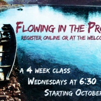 Flowing in the Prophetic (Oct '17)