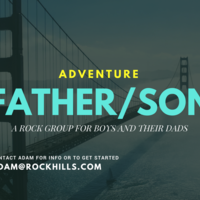 Adventure RockGroup for Fathers and Sons