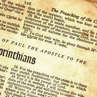 1st Corinthians Bible Study