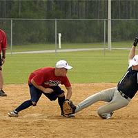 Men's Softball Group