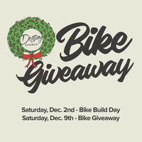 Give-Away - Hand Out Bikes