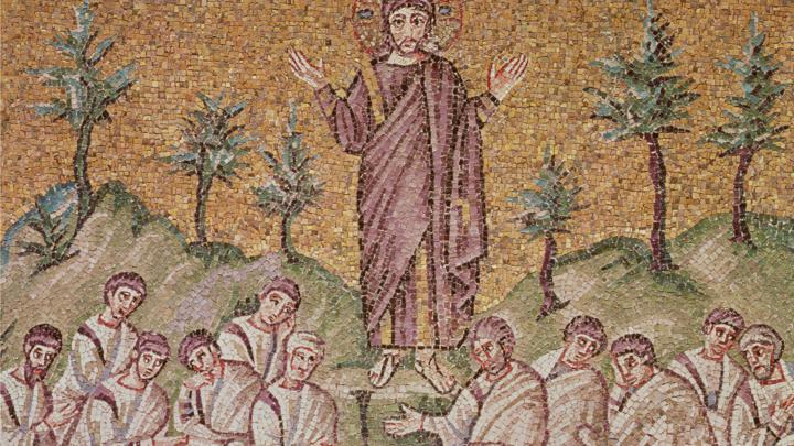 Medium sermon on the mount