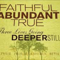 Faithful, Abundant, True: Women's Bible Study (Evening)