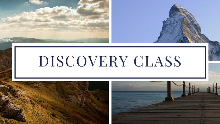 Medium discovery class canva