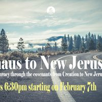 Emmaus to New Jerusalem (2018)