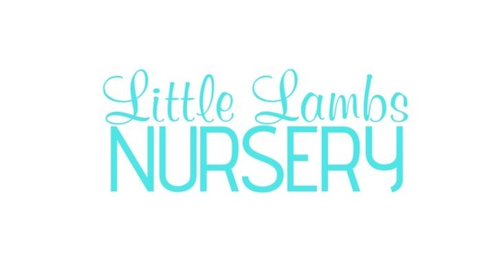 Medium little lambs plain