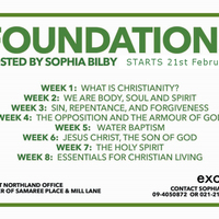 Foundations - T1 2018