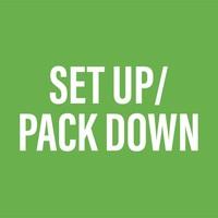 Tachikawa - Setup / Packdown