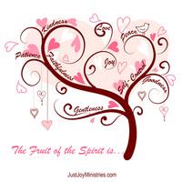 Fruit of the Spirit Creative Response Bible Study