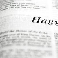 Sunday 10:15am 30 Min Bible Study - The Prophet Haggai