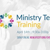 Ministry Team Training (Apr '18)