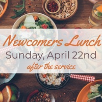 Newcomers Lunch Apr '18
