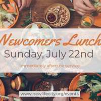 Newcomer Meal (July '18)
