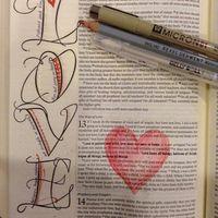Women Bible Journaling-Monday (Tallent Group)