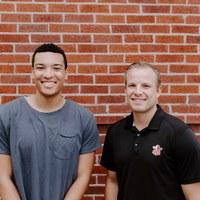 Joe Little & Caleb Konieczny - GCYC Co-Ed Basketball