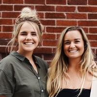 Kimber Antrobus & Hannah Onorato - Poolside GCYC Girls Middle & High School