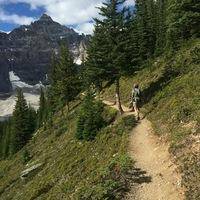 Women's Contemplative Hikers