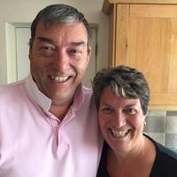 Steve and Lorna
