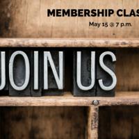 Membership Class - Summer 2017