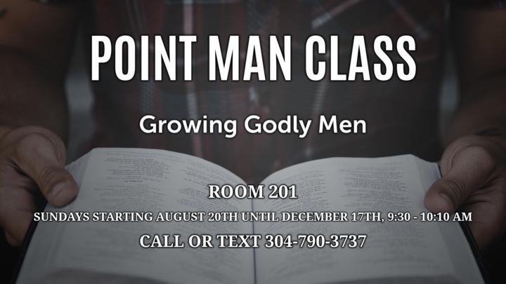 Medium point man class