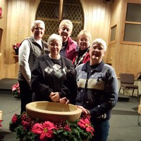 Tuesday - Monthly Women's Group (Mary's Circle)